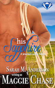 His Sapphire by Maggie Chase cover