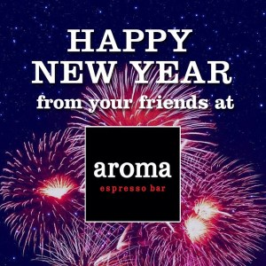 Hot On The Street - Happy New Year - 2015 - Aroma - Instagram