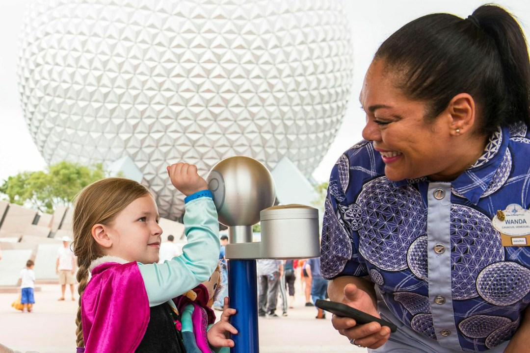 Disney World MagicBand - Wired