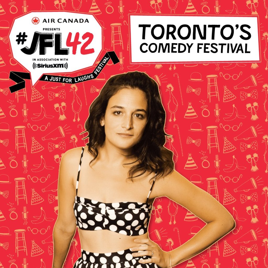Jenny Slate Just for Laughs