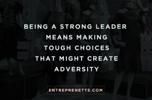 strong leader