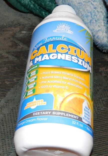 Calcium & Magnesium Supplement