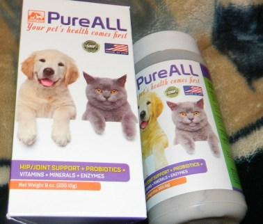 SIMIEN Dog & Cat Pet Supplements Powder