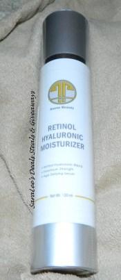 Asana: Retinol + Hyaluronic Acid Anti Aging Cream