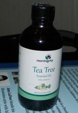 Morning Pep: TeaTree Essential Oil 4oz