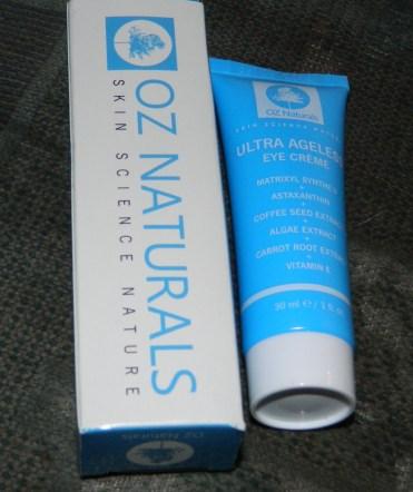 OZ Naturals - Eye Cream For Dark Circles 1oz