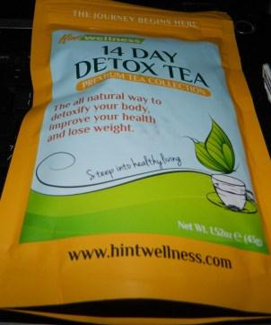 14 Day Detox Tea