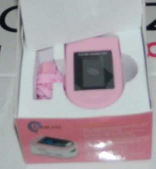 Acc U Rate CMS 500D Generation 2 Fingertip Pulse Oximeter