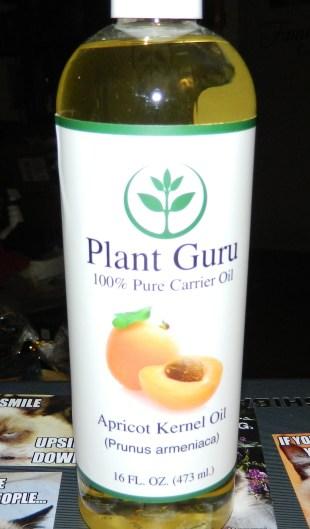 Apricot Kernel Oil 100% Pure Carrier Oil 16oz