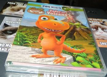 Dinosaur Train: Under the Volcano DVD