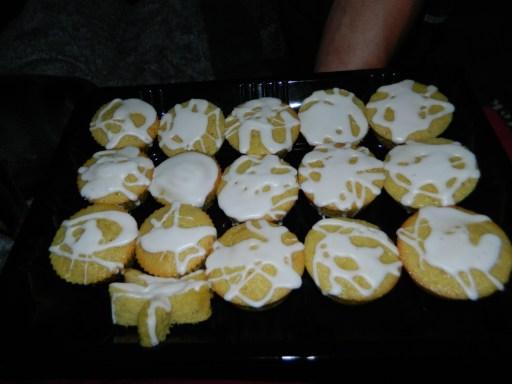 Mom's Lemon Cakes