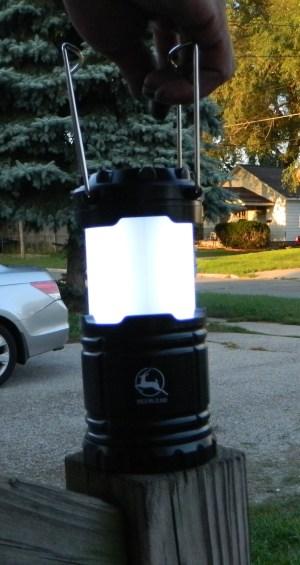 DEERLEAD Ultra Bright LED Camping Lantern