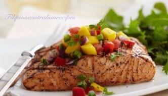 Salmon Fillet Steak