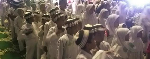 #BukberAdaro buka puasa bersama 1000 anak yatim