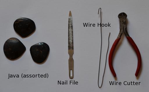 Sarod Tools