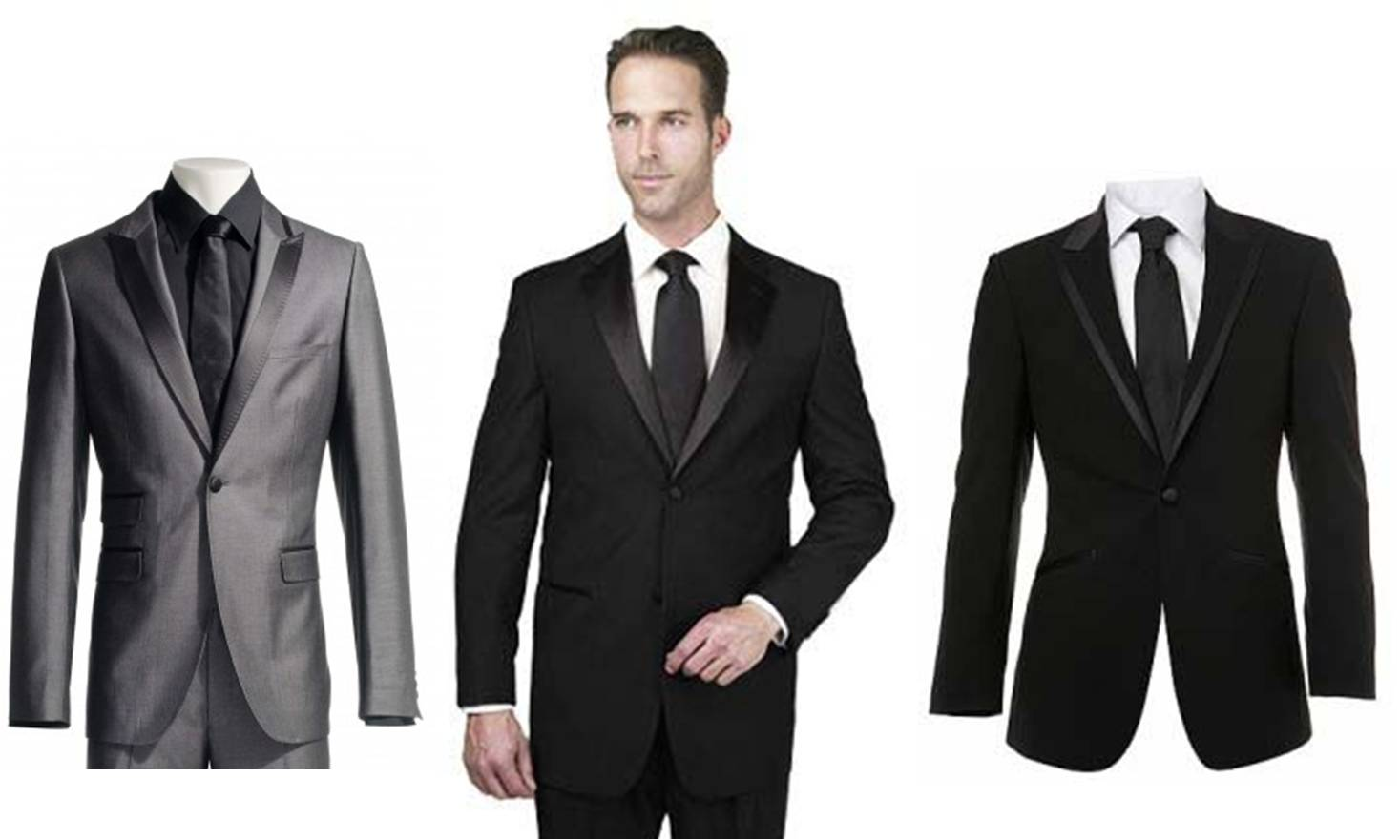 guide to wedding suits wedding suits Satin Lapels