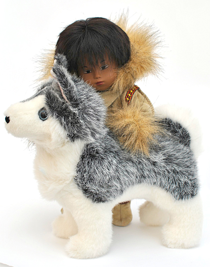 Eskimo baby 1