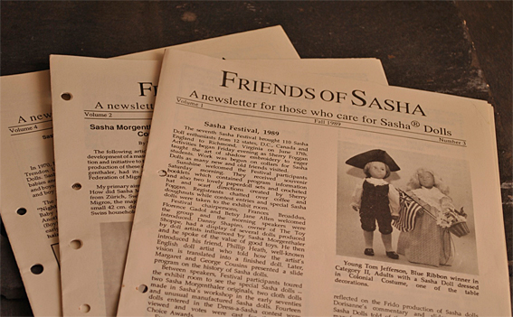 Friends of Sasha