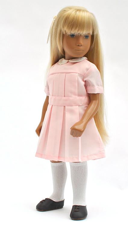 Pink Dress School 1