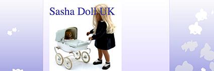 Sasha Doll UK blog