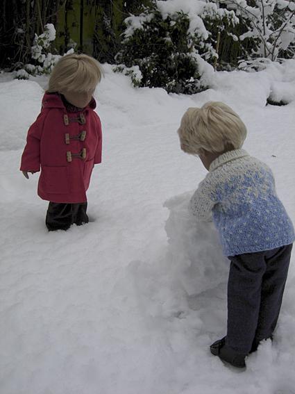 Snowed 2
