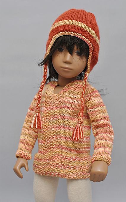 Orange Knitwear 20
