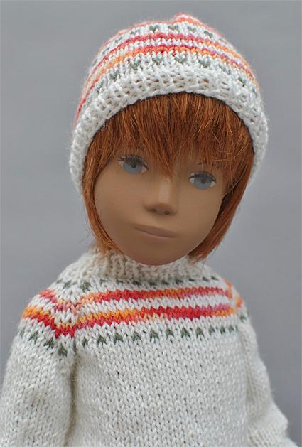 Orange Knitwear 7