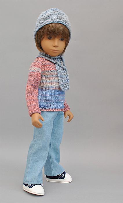 Pink Knitwear 17