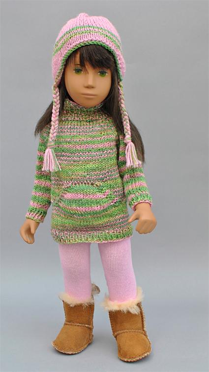 Pink Knitwear 3