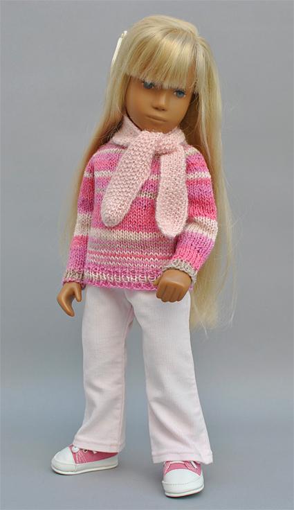 Pink Knitwear 5