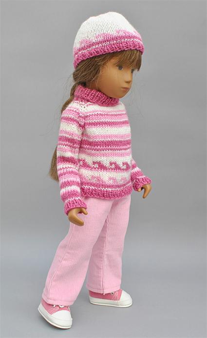 Pink Knitwear 7
