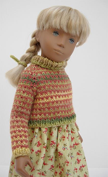 Red Knitwear 10
