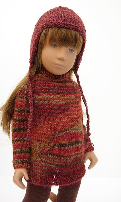 Red Knitwear 17