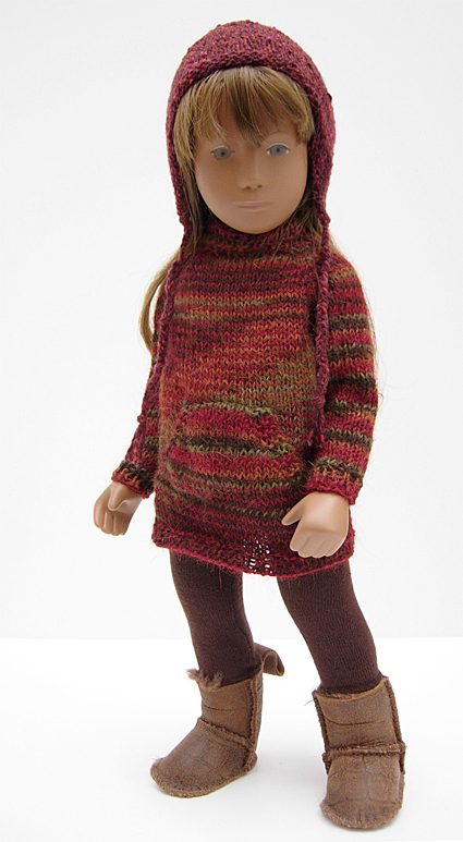 Red Knitwear 18