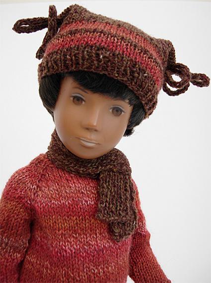 Red Knitwear 9