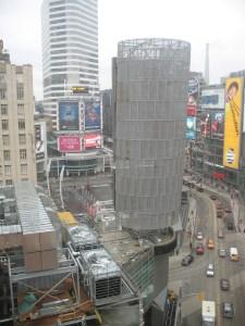 My view of Toronto
