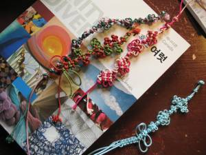 samples of Korean knotwork