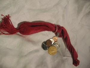 sprang coin purse