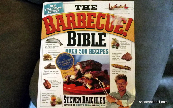Grill Bible