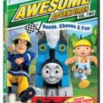 Action Packed DVD Awesome Adventures Races Chases and Fun DVD Review