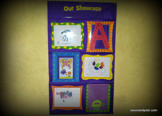 Showcase Your Childs Art