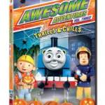 Awesome Adventures Thrills And Chills DVD Review