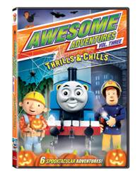 Awesome Adventures Thrills And Chills DVD