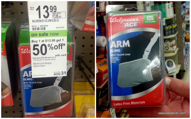 #shop Walgreens Ace Arm Sling
