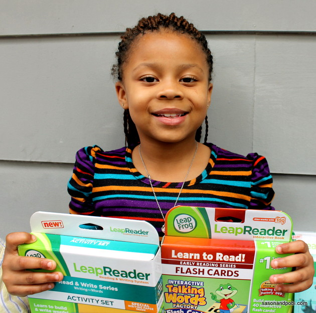 LeapFrog Is Making Reading Fun