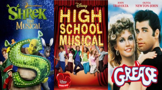Movies Or Musicals?