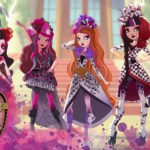 Ever After High: Spring Unsprung Is Now On Netflix #StreamTeam