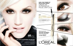 Eye Makeup Review L'Oreal Voluminous Eyeliner Mistake-Proof Marker Gwen Stefani