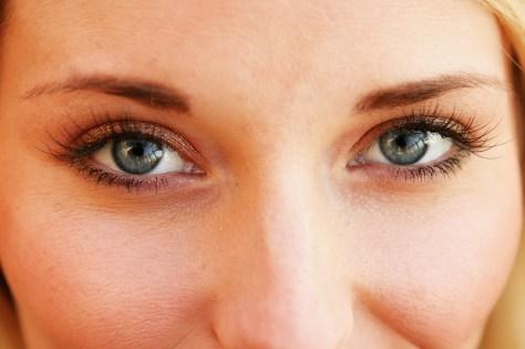 Beautiful Eyelashes Without Mascara