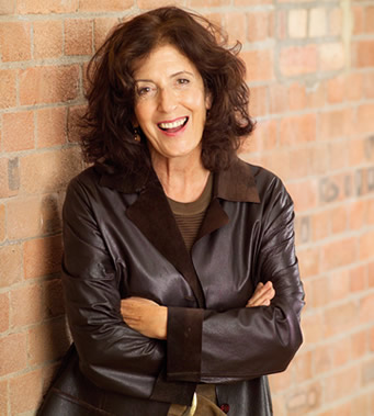 Anita Roddick pic Sept 2007